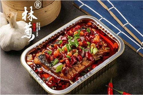 林葱烤鱼饭