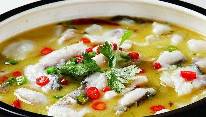 鱼司令酸菜鱼