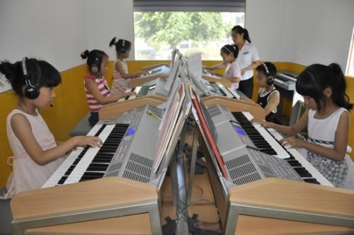 晓雯音乐学校