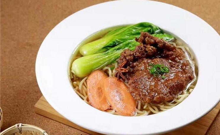王永生榨菜肉丝面