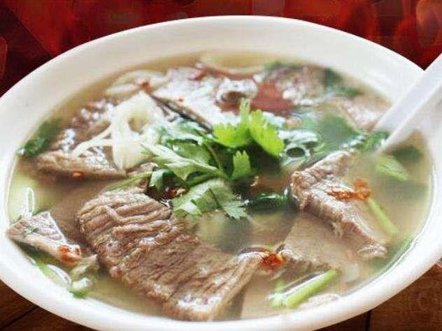 淮南26號牛肉湯
