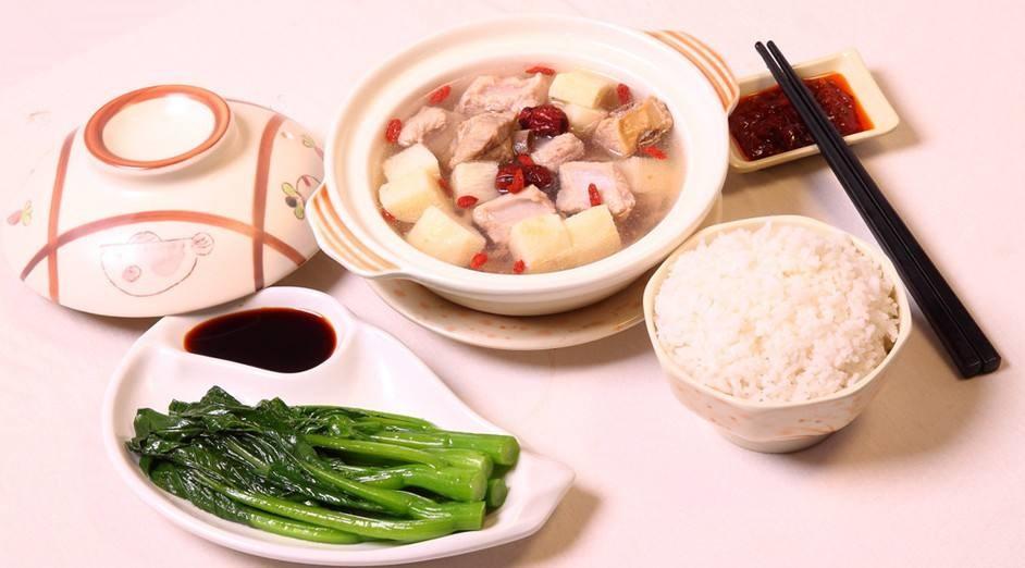 順旺基中式快餐