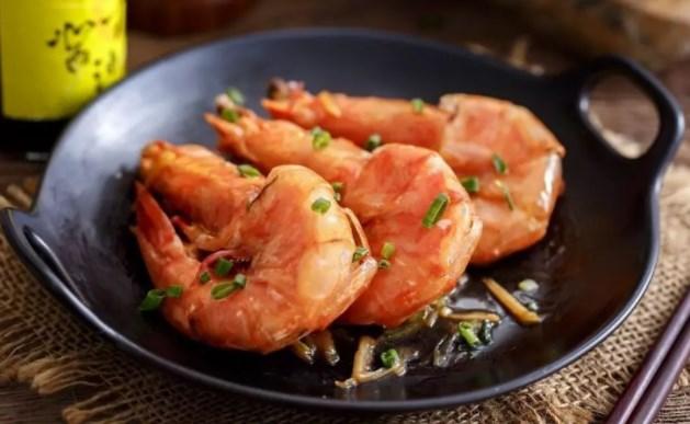 松哥油焖大虾
