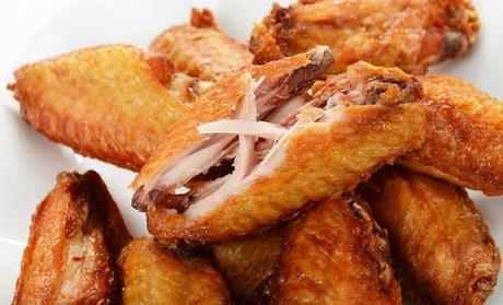 韩式脆皮炸鸡