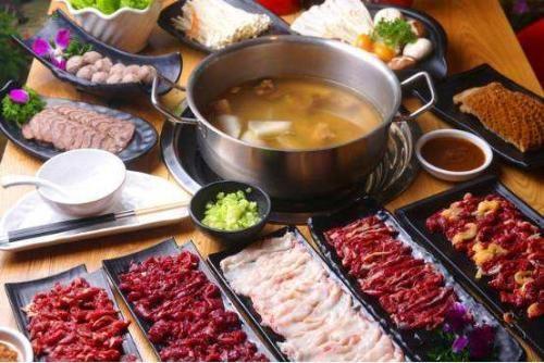 牛肉火锅店