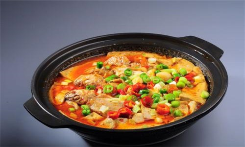 蜀香石锅鱼