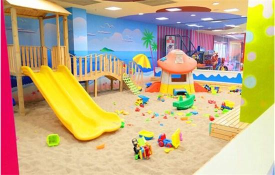 木马王国儿童乐园