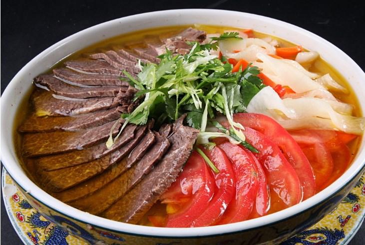 宏发牛肉汤