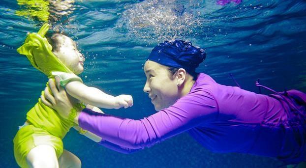 蓝旗亲子游泳馆