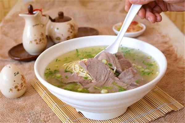 日当午淮南牛肉汤