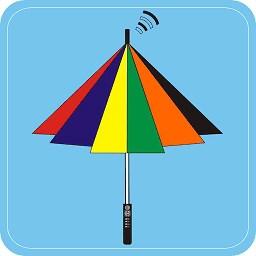 e伞共享雨伞