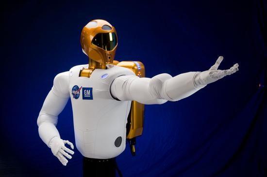 外太空机器人