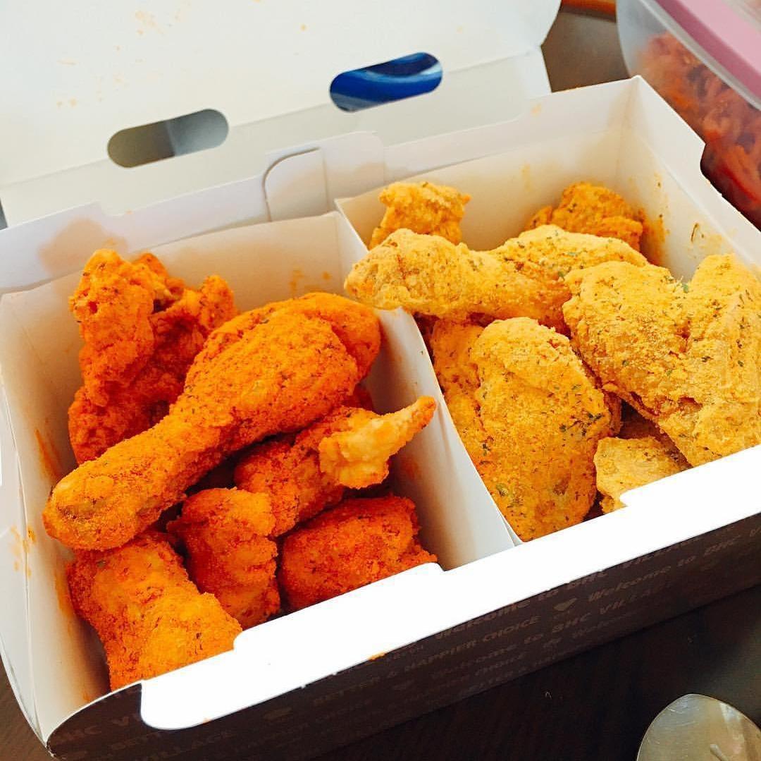 bhc炸鸡