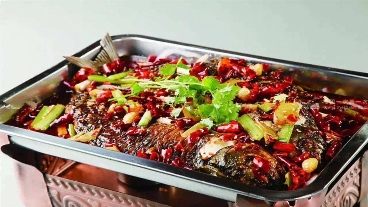 鱼之余味烤鱼