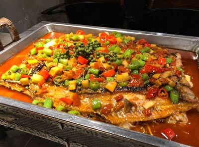 鱼友烤全鱼