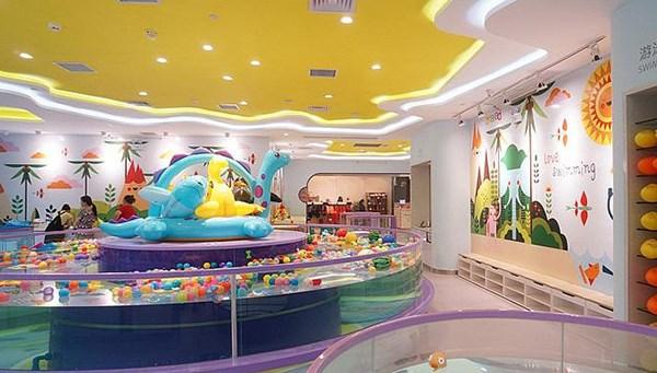 亲贝湾婴儿游泳馆