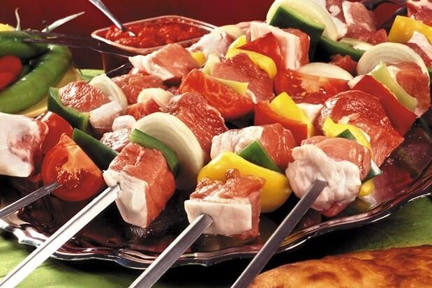 美达尔烤肉