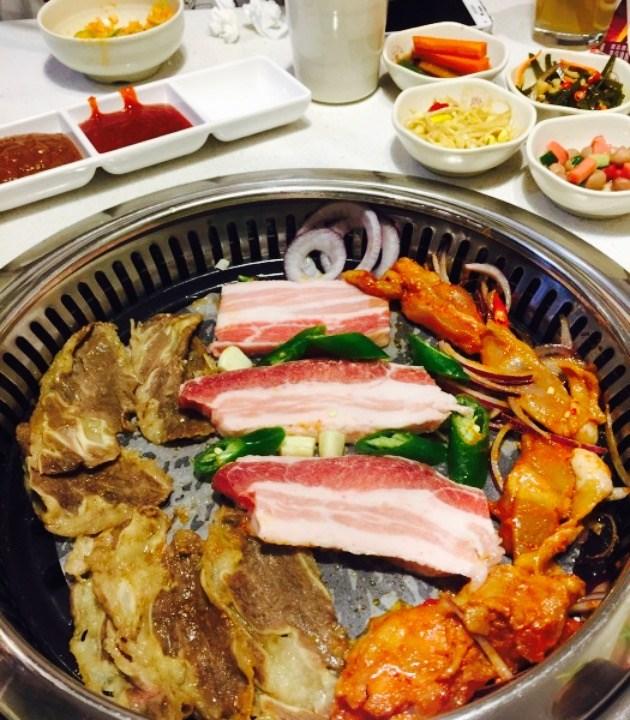 金韩宫韩式烤肉