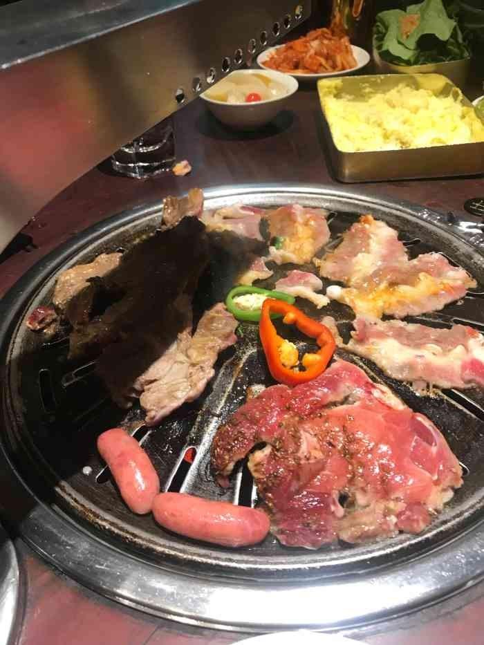 青瓦台烤肉