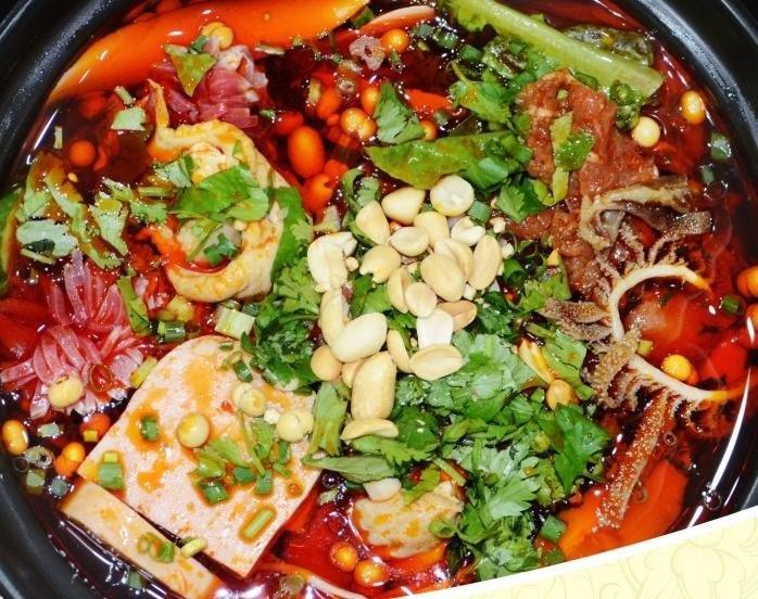 蓉城传奇冒菜