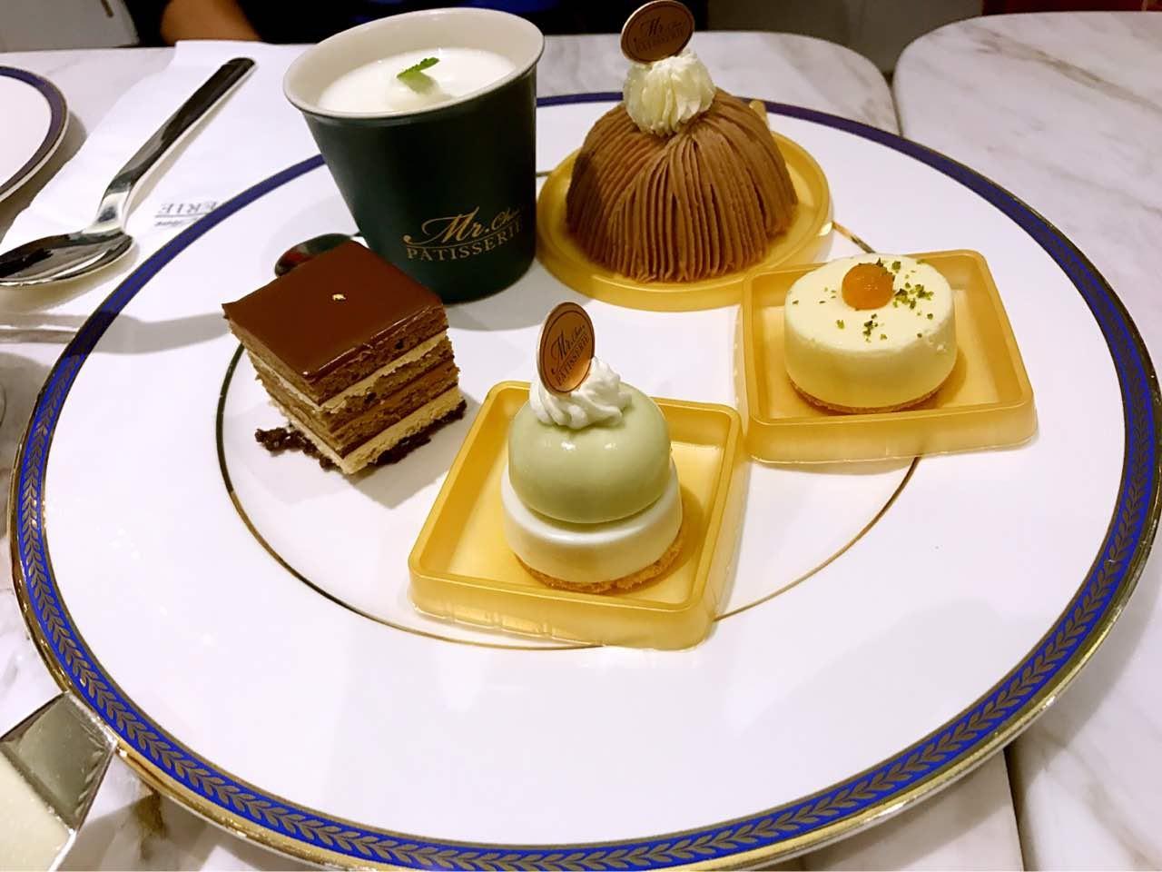 蔡嘉法式甜品