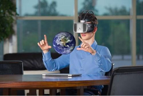 乐客VR游戏空间