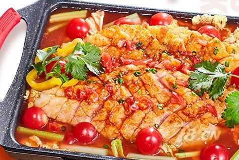 四师弟烤鱼饭