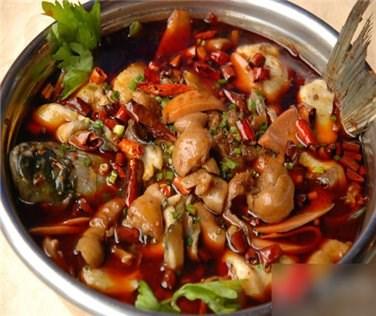 柴味鱼鱼火锅