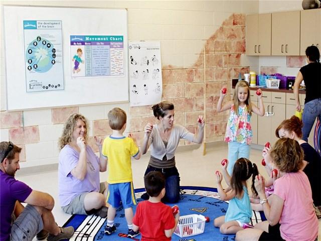 GymRoo國際早教