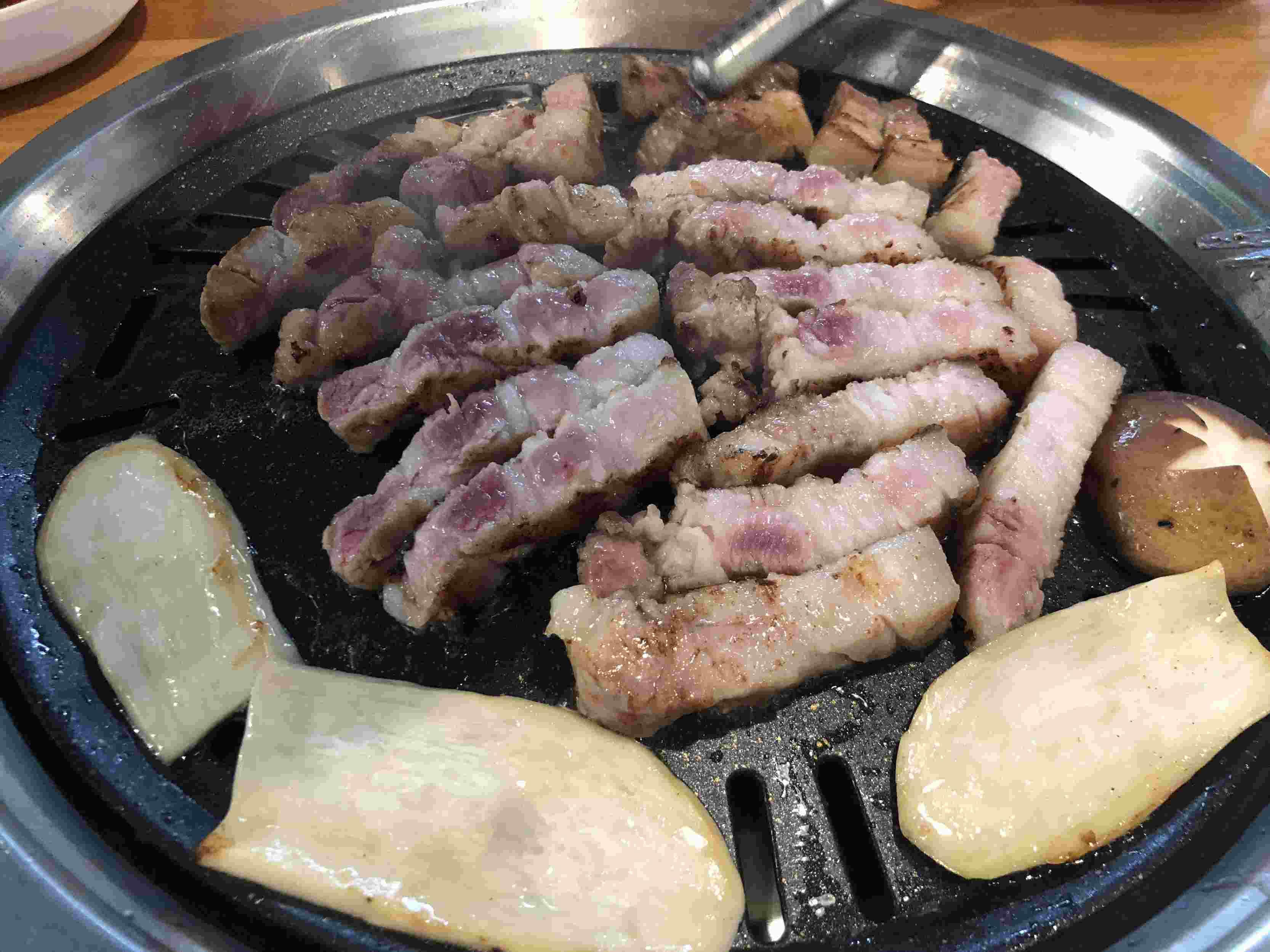 初见烤肉屋韩国料理