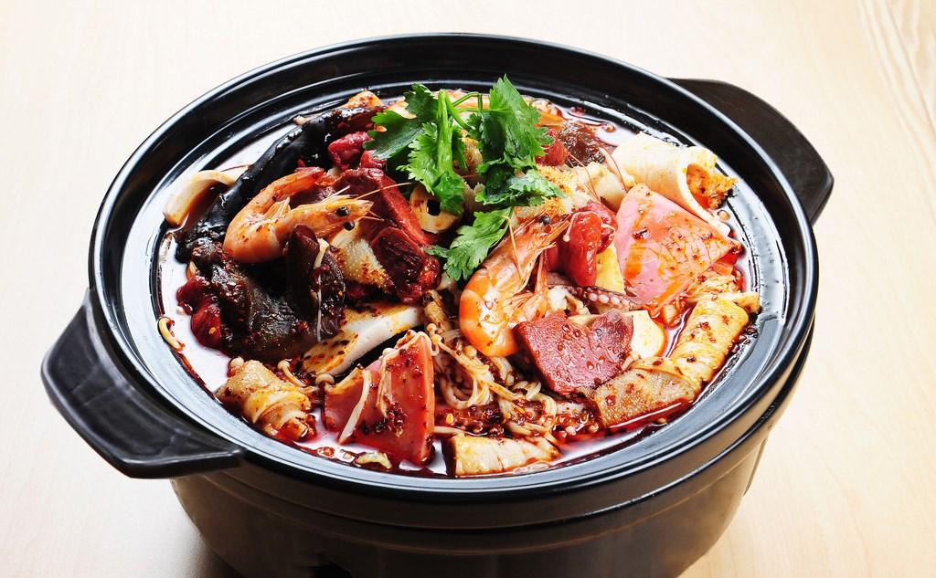 蓉城传奇新派冒菜
