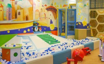 宝贝基地儿童乐园