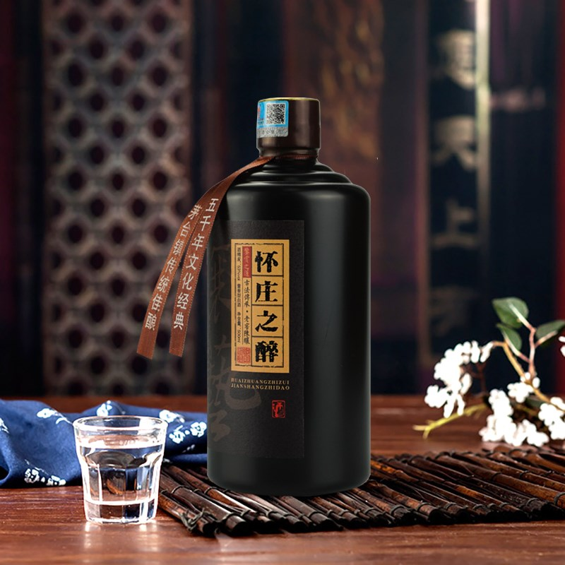 怀庄酱香酒